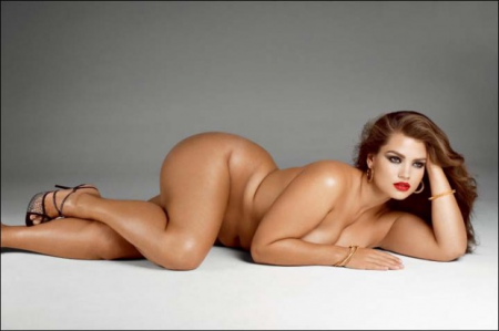 Plus Size Curvalicious Model Tara Lynn