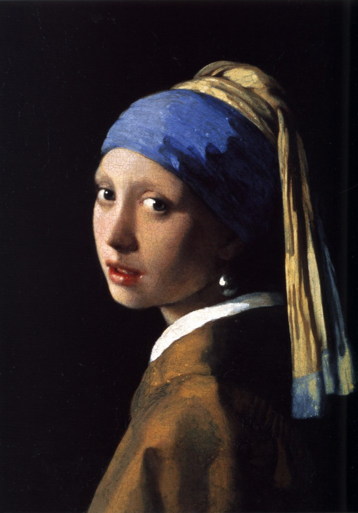 Girl with the pearl earring and the camera obscura brand for Johannes vermeer girl with a pearl earring