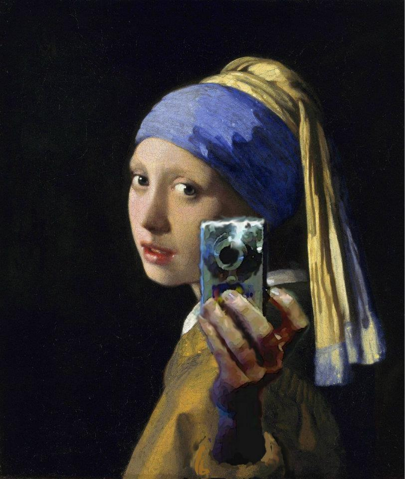 Girl With the Pearl Earring and the Camera Obscura - Brand ...