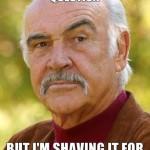 sean moustache