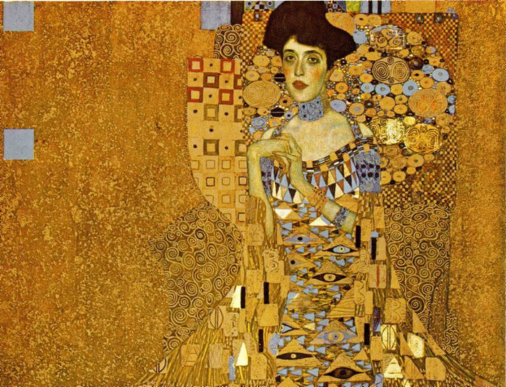 gustav klimt - viennese artist and my inspiration