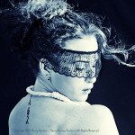 Josie - Backless with Lace mask